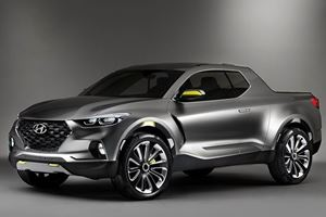 Hyundai Is Planning An All-Out SUV And Pickup Assault