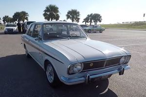 This 1967 Ford Cortina Was Tuned By Lotus For Ultimate Rallying Prowess