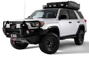 SEMA 2010: Four Wheel Magazine's Toyota 4Runner Backcountry