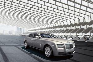 Shanghai 2011: EWB Rolls-Royce Ghost