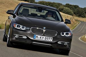 Video: BMW Releases More Official Photos and a Video of the 3-Series Sedan
