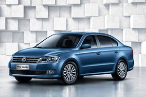 New Volkswagen Lavida Revealed in Beijing