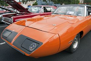 Homologation Icons: Plymouth Superbird