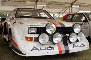 Homologation Icons: Audi Sport Quattro