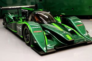Electric Le Mans Prototype Sets New Record