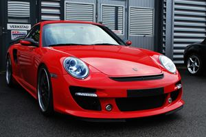 Porsche 911 Evolution: Type 997