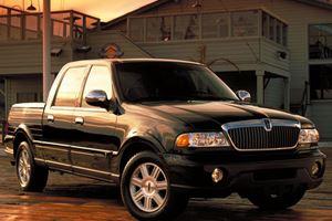Biggest Automotive Missteps: Lincoln Blackwood