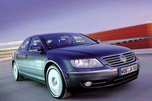 Biggest Automotive Missteps: Volkswagen Phaeton