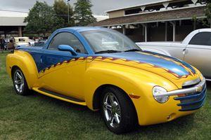 Biggest Automotive Missteps: Chevrolet SSR