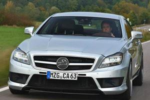Mercedes CK63 RSR by Carlsson