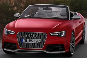 Next Audi A5 Due in 2016