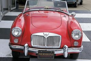 Unearthed: 1960 MGA Roadster