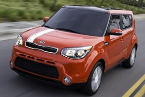 New Kia Soul Breaks Cover in NYC
