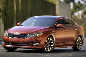 2014 Optima Gets a New Schnoz