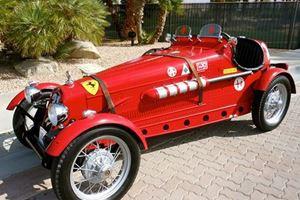 Unearthed: 1931 Alfa Romeo 8C 2300 Roadster Replica
