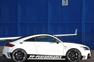 Audi TT RS Panda Edition by PP Performance and Camshaft