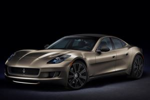 Fisker Production Starting Again - Now With V8s