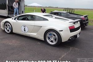1,800-HP Twin-Turbo Gallardos Fight For Six-Speed Supremacy
