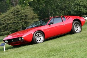 This is the Only De Tomaso Mangusta With a Chevy Engine
