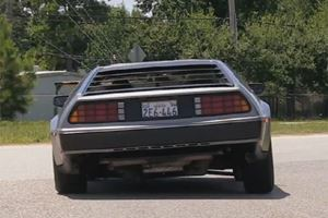 Why is the DeLorean DMC-12 So Adored?