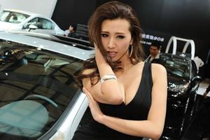 Shanghai Wants To Get Rid Of Auto Show Girls