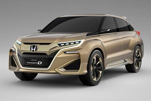 Here's Where The Honda Crosstour Is Planning Its Comeback