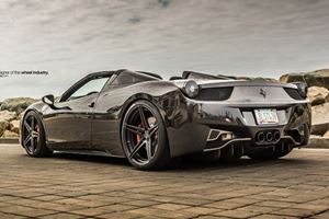 Have You Ever Seen A Better Looking Ferrari 458 Spider?
