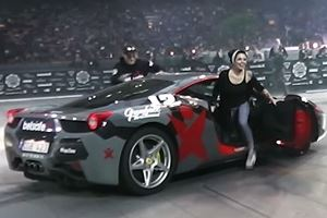 This Is One Of The Most Disrespectful Things To Do To A Ferrari