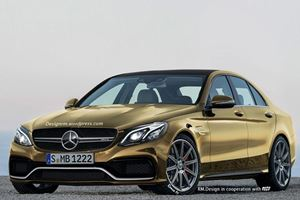 Standard E-Class? This Rendering Shoots Directly To The Next AMG