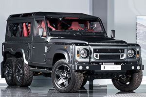 At $310,000 The Kahn Flying Huntsman Is A Steal