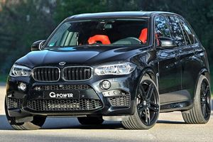 How To Make An X5 M So Powerful That The X6 M Looks Like A Snail