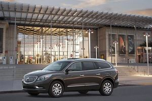 We Actually Don't Think The Buick Enclave Is Awful And Here's Why