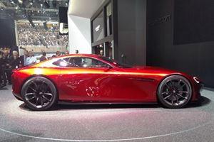 Mazda, Make Everyone Happy And Just Build The RX-Vision