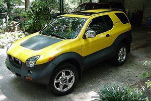 Oddball Car Of The Week: The Isuzu VehiCROSS