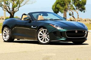 2016 Jaguar F-Type S Convertible Review: This Car Made Me A Better Person