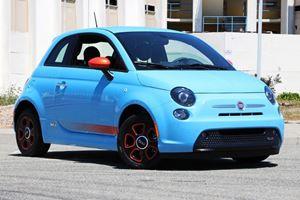 2016 Fiat 500e Review: A Perfect Example Of Why The Government Shouldn't Build Cars