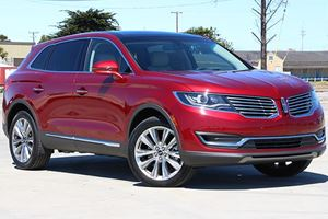 2016 Lincoln MKX Review: Why Does Lincoln Think It Can Charge $58,000 For A Ford Edge?
