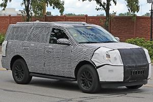 Our Spies Catch Proof That An Aluminum Ford Expedition Is Coming