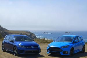 What's The Ultimate AWD Hot Hatch? It's VW Vs. Ford Time