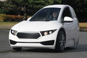 Is This All-Electric Canadian Three-Wheeler Worth $15,000?