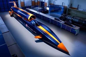 New Bloodhound SSC Sponsor Made Us Check To See If It's April 1