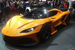 INTERVIEW: The Apollo Arrow S Will Look 'Even Wilder' Than The Concept