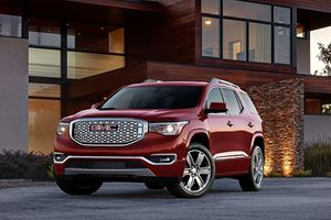 2016 GMC Acadia Test Drive Review: We Love It Until A Thief Ruined Everything