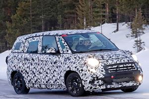 Here's The Next Fiat 500L Looking Just As Bloated As The Old One