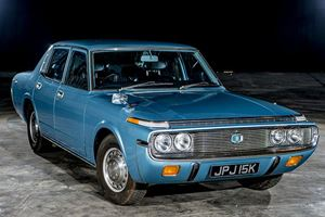 Why Can't Toyota Build New Cars As Cool As This Rare Crown De Luxe?