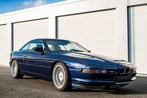 This V12-Powered Alpina B12 Is The BMW 8 Series Of Our Dreams