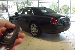 The Rolls-Royce Ghost Is Way More Than A Fancy BMW 7 Series
