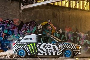 All You Need To Become The Next Ken Block Is A 60-HP Ford Fiesta