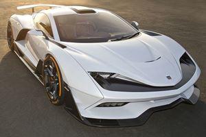 All-American Hybrid Hypercar Revealed With 1,150 Horsepower