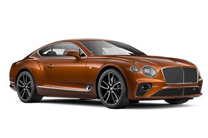 Bentley Continental GT First Edition Celebrates The Brand's British Roots
